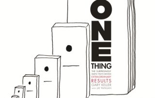 At Peace With Money: Book Review: The-One-Thing