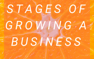 Stages of Growing a Business: At Peace With Money