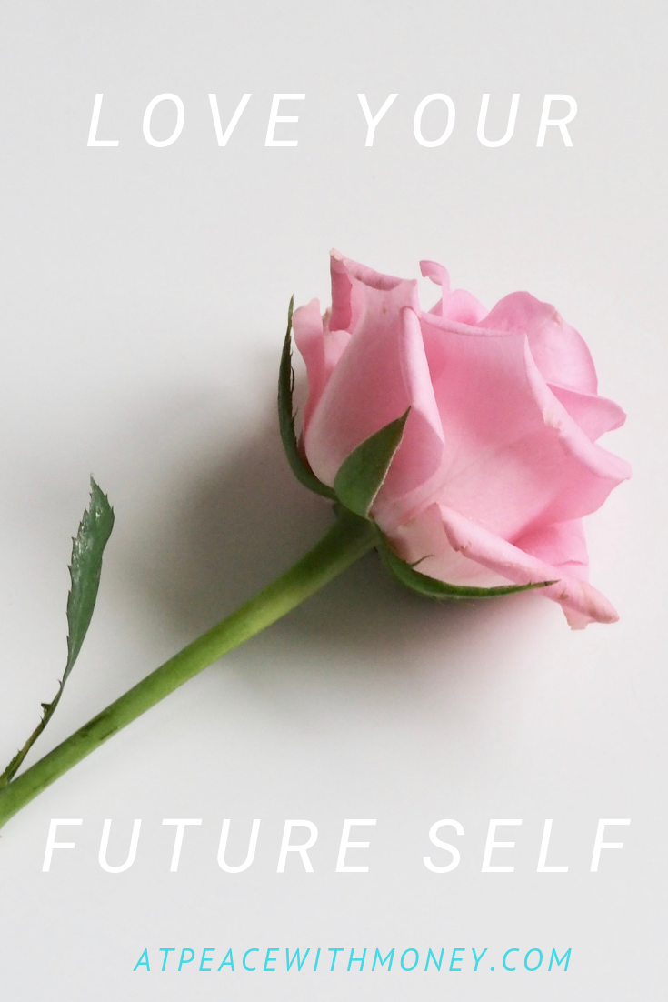 LOVE YOUR FUTURE SELF: At Peace With Money