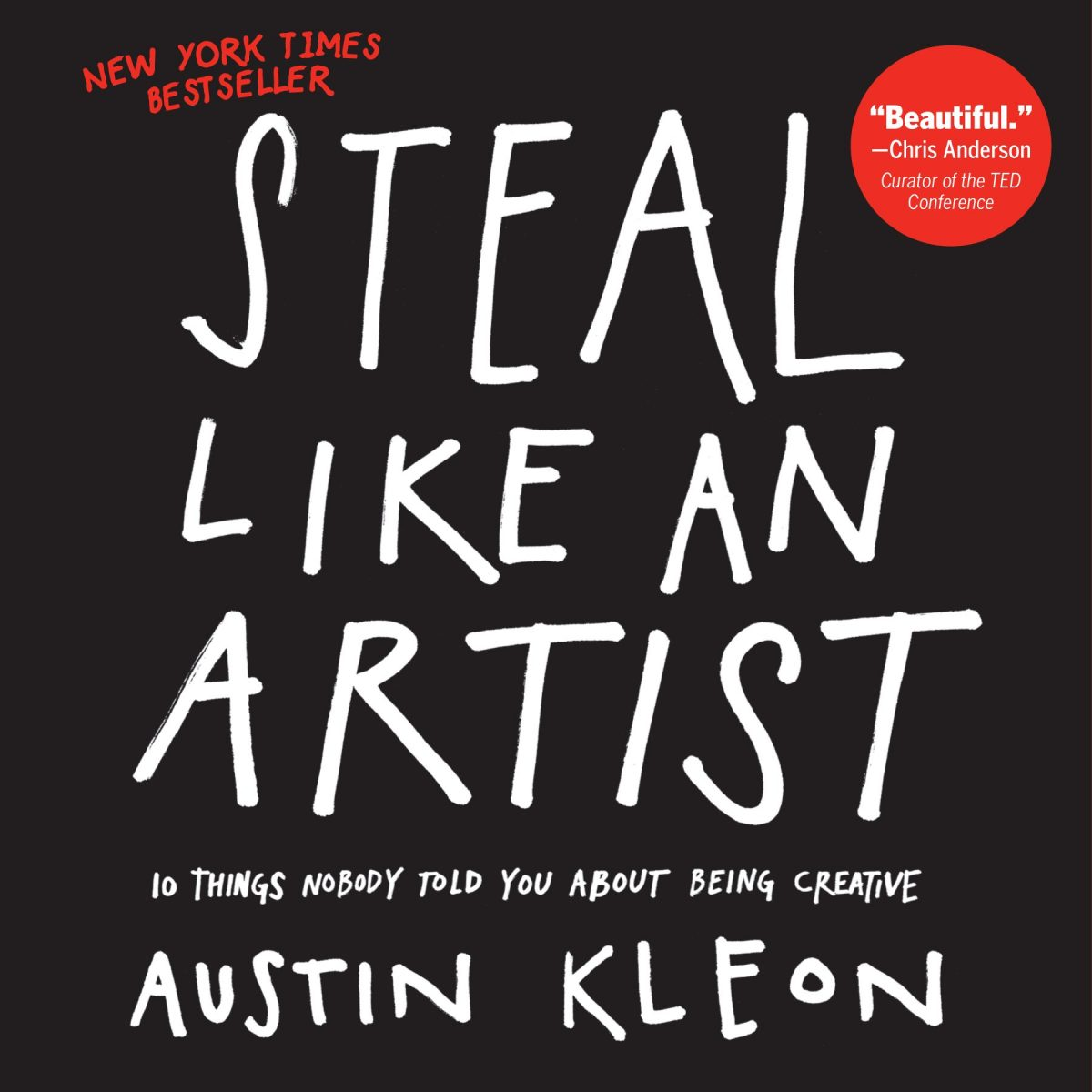 Steal Like an Artist Book Review: At Peace With Money