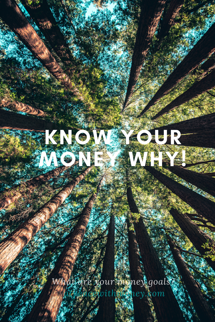 Know Your Money Why: At Peace With Money