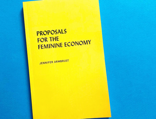 Book Review: Proposals for the Feminine Economy by Jennifer Armbrust