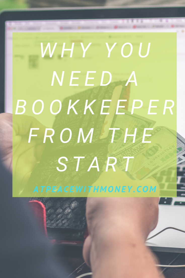 Why You Need a Bookkeeper From the Start