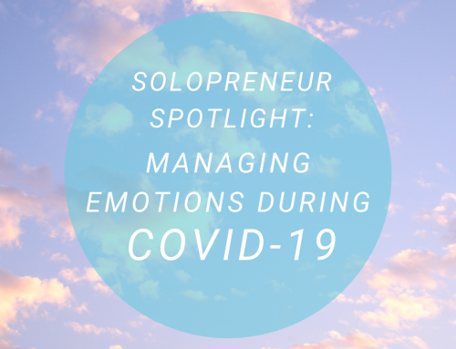 Solopreneur Spotlight: Jennifer Graham On Coping With Business Changes During COVID-19