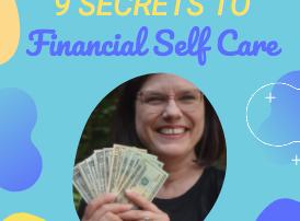 9 Secrets to Financial Self Care Book Cover