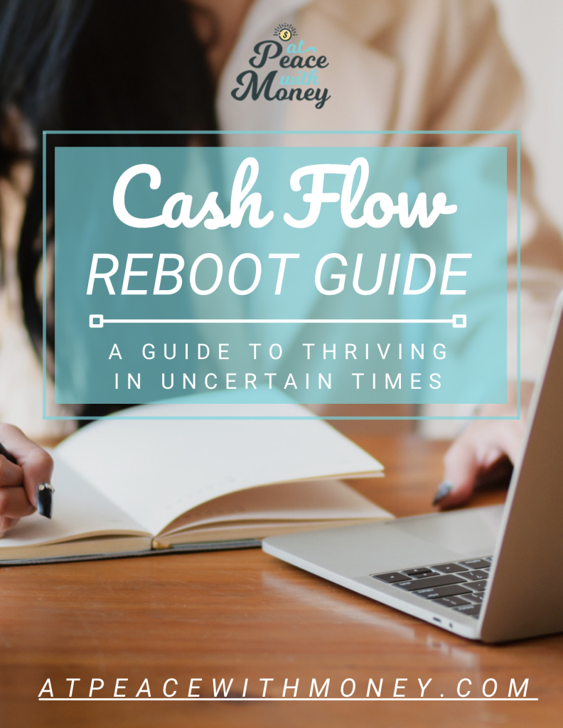 Cash Flow Reboot Guide: A Guide to Thriving in Uncertain Times